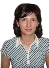 Nana PIRTSKHELANI   Address: Lermontovi St. 26 Tbilisi Tel. +995 99 379779 Nana_energy11@yahoo.com